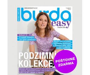 Aktuální vydání  Burda Easy 3/2020